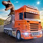 Animal Zoo Transporter Truck Driving Game 3d