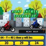 Bike Racing Algebra