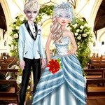 Elsa and Jack Wedding Invitation