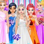 Elsa's Wedding Party