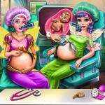 Fairies Bffs Pregnant Check-up