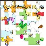 Garfield Jigsaw Puzzle