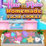 How To Make Homemade Sugar Cookies