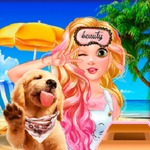 Princess and Pets Photo Contest