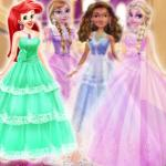 Princess Ball Dress Fashion