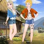 Princess Coachella Style Dress 2