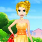 Rapunzel Summer Wardrobe Change