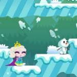 Snow Queen Save Princess