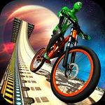 Superhero BMX Space Rider