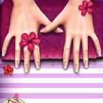 Superhero Princesses Nails Salon