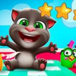 Talking Tom Hidden Star